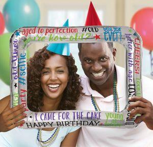 Inflatable Milestone Birthday Frame