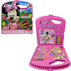 Minnie Mouse Art Set 41pc