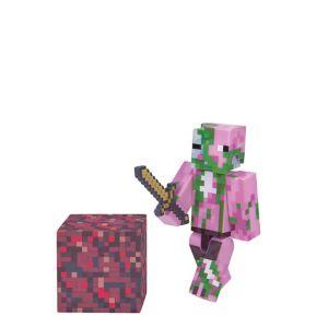 Zombie Pigman Minecraft Playset 3pc