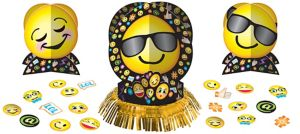 Smiley Table Decorating Kit 23pc