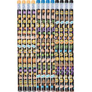 Smiley Pencils 12ct