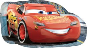Giant Lightning McQueen Balloon - Cars
