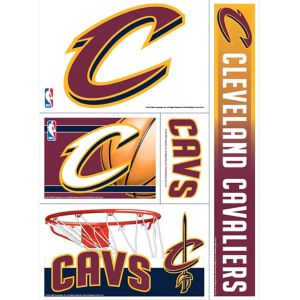 Cleveland Cavaliers Decals 5ct