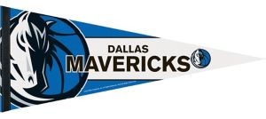 Dallas Mavericks Pennant Flag