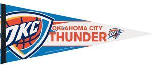 Oklahoma City Thunder Pennant Flag