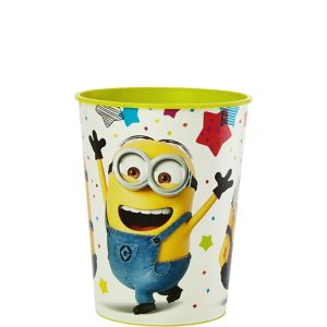 Minions Favor Cup