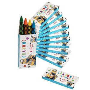 Minions Crayon Boxes 12ct
