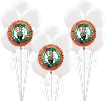 Boston Celtics Balloon Kit