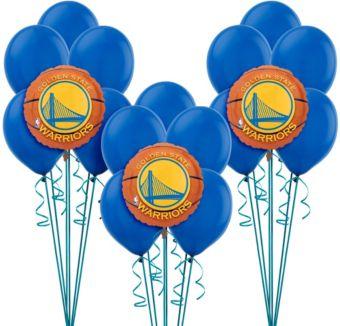 Golden State Warriors Balloon Kit