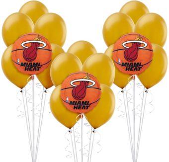 Miami Heat Balloon Kit