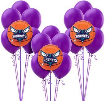 Charlotte Hornets Balloon Kit