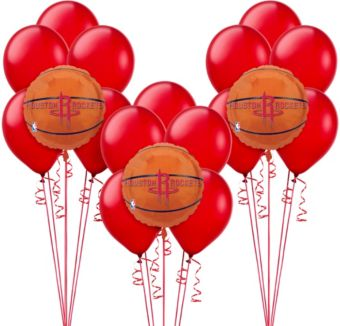 Houston Rockets Balloon Kit