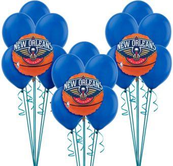 New Orleans Pelicans Balloon Kit