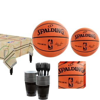 Spalding Basic Party Kit 18 Guests