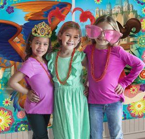 Elena of Avalor Photo Booth Kit
