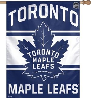 Toronto Maple Leafs Banner Flag