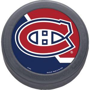 Montreal Canadiens Hockey Puck