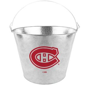 Montreal Canadiens Galvanized Bucket