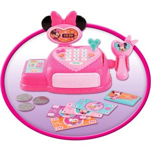 Minnie Mouse Cash Register Playset 5pc