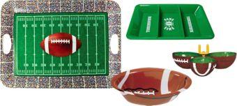 Football Serveware Kit