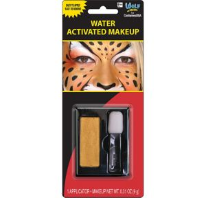 Gold Water Activated Makeup Kit
