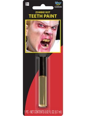 Rotten Teeth Paint