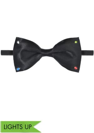 Adult Light-Up Bow Tie