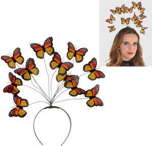 Adult Monarch Butterfly Headband