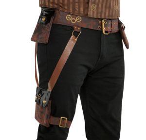 Adult Steampunk Belt