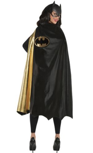 Long Batgirl Cape - Batman