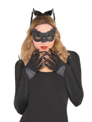 Adult Catwoman Costume Accessory Kit - Dark Knight Rises