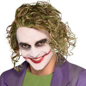 Adult Joker Wig - Dark Knight