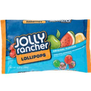 Jolly Rancher Lollipops 18ct