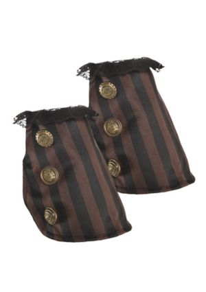 Adult Steampunk Spats