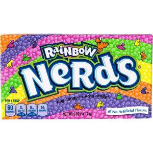 Rainbow Nerds Concession Box