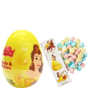 Yellow Belle Surprise Egg