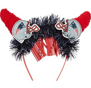 Tinsel New England Patriots Headband