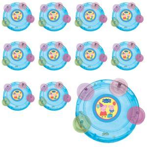 Peppa Pig Tambourines 24ct