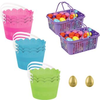 Egg Hunt Kit for 9 Guests