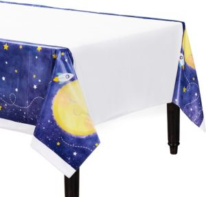 Moon & Stars Table Cover