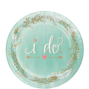 Mint to Be Dessert Plates 8ct