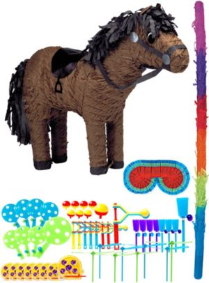 Horse Pinata Kit with Favors