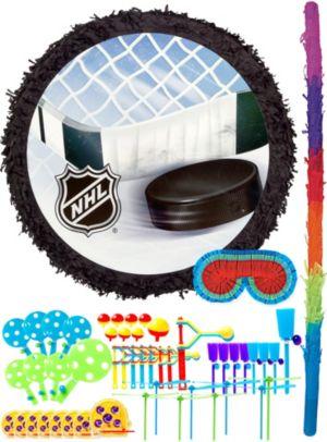 NHL Pinata Kit with Favors