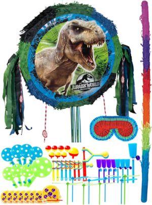 Jurassic World Pinata Kit with Favors