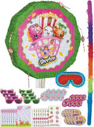 Shopkins Pinata Kit with Favors