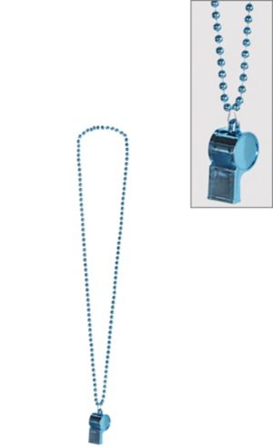 Turquoise Whistle Necklace