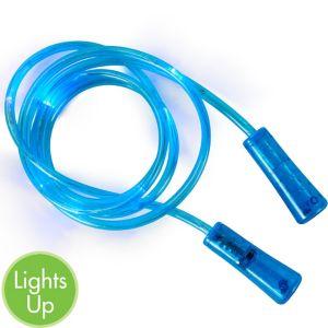 Light-Up Blue Jump Rope