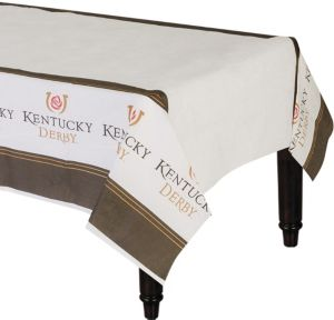 Kentucky Derby Table Cover