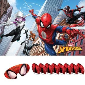 Spider-Man Webbed Wonder Party Game