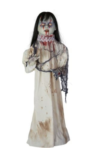 Animated Possessed Girl